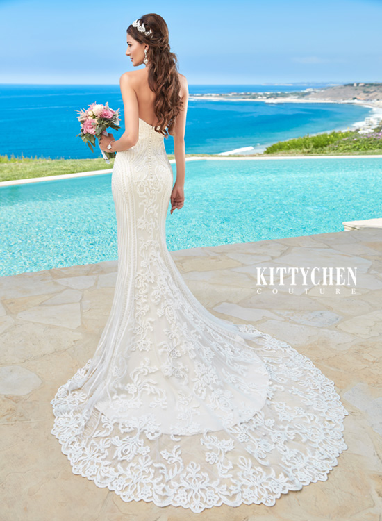 Alvina by KITTYCHEN COUTURE at Ginny's Bridal Collection